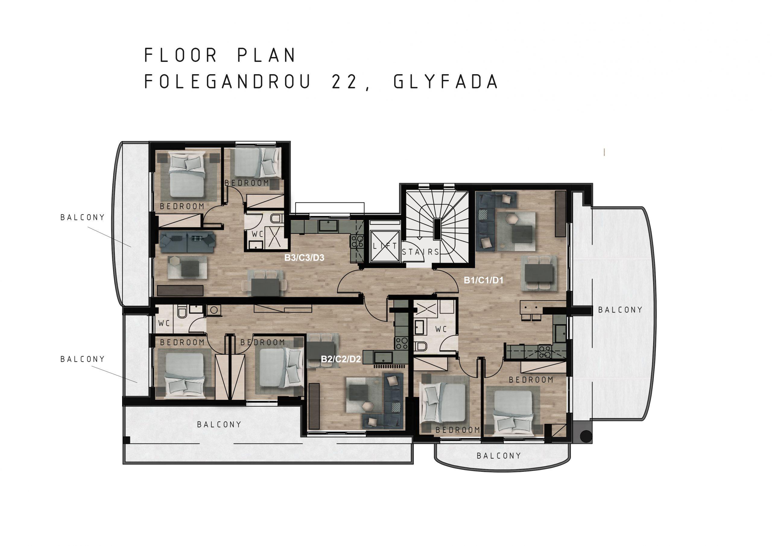 Folegandrou 22